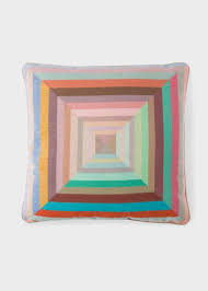 the rug company prism cushion
