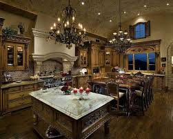 beautiful old world chandeliers on kitchen room style with arched ceiling and double 33