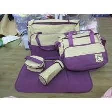 Bình luận bộ túi 5 chi tiết tiện lợi cho mẹ và bé