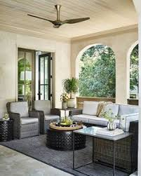 kick back under the sun with these stylish designer ideas for outdoor rooms