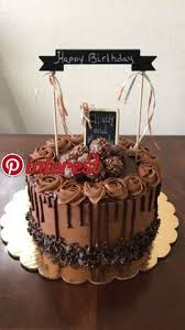 32 Best Chocolate Birthday Cakes Images Cookies Pastries Pound Cake