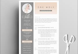 Modern Resumes Amazing 48 Best Modern Design Resume Templates SimpleFreeThemes