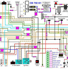 wiring diagram honda cg125 wiring diagram and schematic diagrama eléctrico wiring diagram honda cg125 Страница 62 128 Руководство МотоцикРhonda cg125 1976 1991