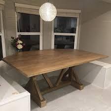 custom dining table los angeles