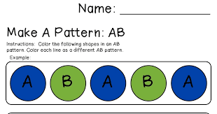 What Is An Ab Pattern