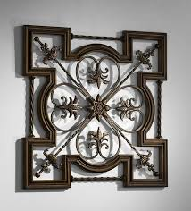 wooden wall art sculptures inspirational new large 30 tuscan wood iron scroll ornate wall art