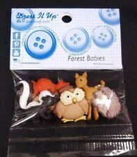 Novelty/Dress-It-Up Shapes Pack Sewing Buttons for sale | eBay