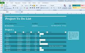Work In Progress Excel Template Project Task List Template For Excel 2013