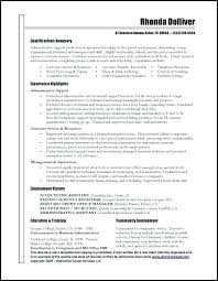 Office Administrator Resume Sample Functional Resume Format Example ...