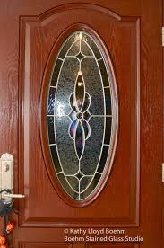 and here s the stained glass design which is in the front door of the home