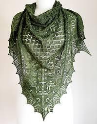 Shawl Patterns Stunning Ravelry Elizabeth Shawl Pattern By Dee O'Keefe