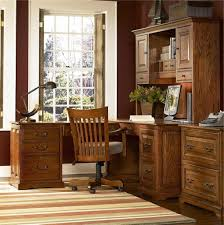 classic home office desk. Classic Home Office Desk With Amazing Wooden Appearance Drawers Cabinet And Swivel Chair On Striped I