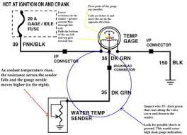 autometer electric water temp gauge wiring diagram wiring diagram electric temp gauge wiring diagram mallory hyfire for 6