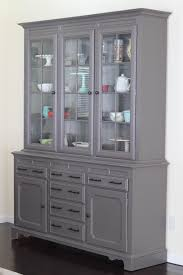 painted china cabinet 3