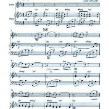 song from a secret garden sheet