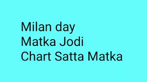Jodi Chart Milan Day Matka Jodi Chart Satta Matka Youtube