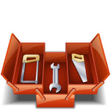 toolbox icon transparent. saw, tool box, toolbox, tools icon toolbox transparent