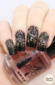 214 best Nail-Stamping Techniques images on Pinterest | Nail ...