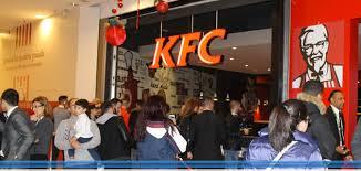 Risultati immagini per KFC RISTORANTE APERTURA