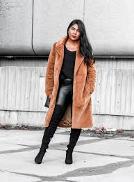leather leggings outfit winter