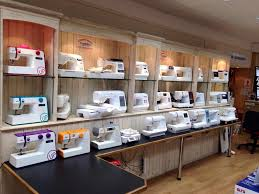 Store Sewing Machine