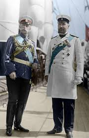 Pyotr Stolypin and the Minister of the Court Baron Fredericks on the royal  yacht Standart July 1910 Riga. Peter Stolypi…   Imperial russia, Military  uniform, Russia