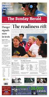 Everett Daily Herald, August 30, 2015 by Sound Publishing - issuu