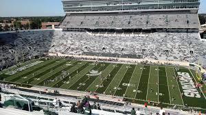 Spartan Stadium Section 106 Rateyourseats Com
