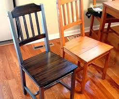 refinished dining room table cost to refinish and chairs