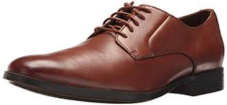 Clarks Mens Conwell Cap Oxford