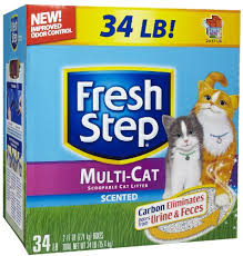 <b>FRESH STEP CAT</b> LITTER 261365 Fresh Step Multiple Strength ...
