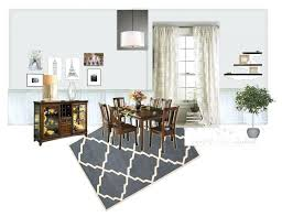 room and board dining table dining room white and dark wood chairs table classic with top