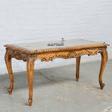 quality wood vintage coffee table ctbl 0025