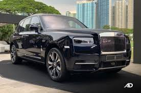 Rolls royce cullinan comes with bs6 compliant petrol engine only. 2019 Rolls Royce Cullinan Shines In The Ph Luxury Suv Market Autodeal