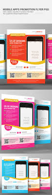 flyer template flyers and apps graphicriver mobile apps flyer templates ad advertisement android app