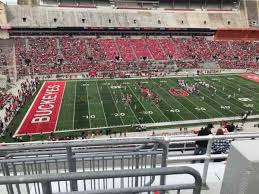 Ohio St Football Stadium Seating Chart Ohio Stadium Section 26c Home Of Ohio State Buckeyes