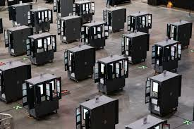 Five myths about voting machines - The Washington Post