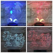 Kopen Goedkoop Spel Sonic The Hedgehog Led Nachtlampje Huis