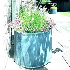 tall outdoor planter boxes vases pots planters garden square tapered large for outdoors l