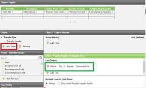 How To Use The Jet Report Table Builder With The Basic Reporting