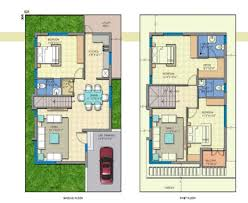 crafty ideas 15 2000 sq ft duplex plans house in india for modern hd