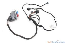 4b0971687 door wire wiring harness audi genuine oem 135177 2003 Audi rear door wire wiring harness audi a6 allroad rs6 s6 c5 4b0971687 2002 Audi Door Wire Harness