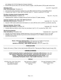 Resume Ananya Jain