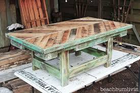 Beachy Table