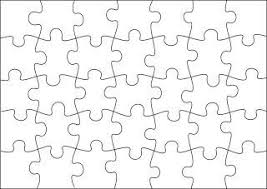Printable Jigsaw Puzzle Maker Free Jigsaw Puzzle Templates Printable And In Different