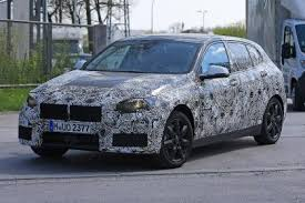 new bmw 2018. beautiful new 2019 bmw 1 series spy shot front quarter inside new bmw 2018