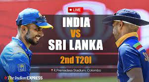 IND vs SL Match Dwell Scorecard - newscrick