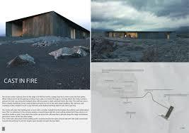 Victor E Design Build Landscape Iceland Black Lava Fields Visitor Center Competition Winners
