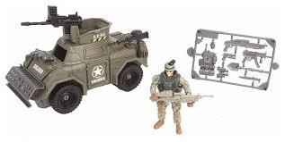 <b>Игровой набор Chap</b> Mei Soldier Force - Броневик спецназа ...