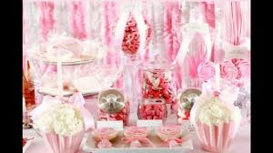 Small Picture Baby girl first birthday party decorations ideas Home Art Design
